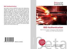 Bookcover of BSD Authentication