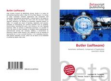 Bookcover of Butler (software)