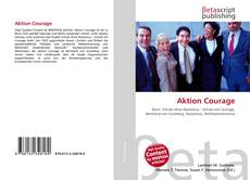 Bookcover of Aktion Courage