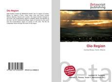 Bookcover of Oio Region