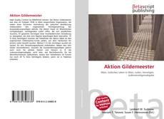 Aktion Gildemeester的封面