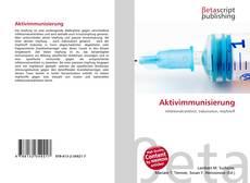 Bookcover of Aktivimmunisierung