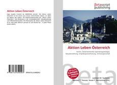 Aktion Leben Österreich的封面