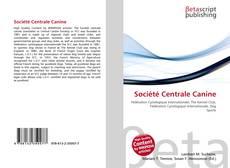 Société Centrale Canine的封面