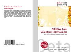 Обложка Palliative Care Volunteers International