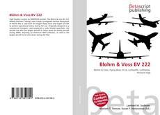 Bookcover of Blohm & Voss BV 222