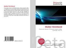 Buchcover von Walter Strickland