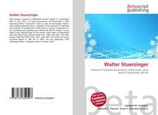 Bookcover of Walter Stuerzinger