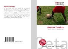 Buchcover von Aktivist Zwickau