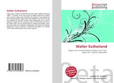 Bookcover of Walter Sutherland
