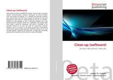 Bookcover of Close-up (software)