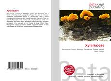 Bookcover of Xylariaceae