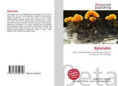 Bookcover of Xylariales