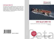 Обложка USS Quail (AM-15)