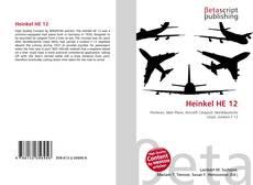 Bookcover of Heinkel HE 12