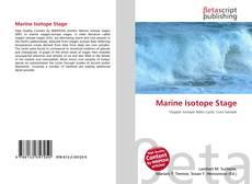 Обложка Marine Isotope Stage