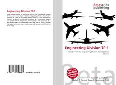 Bookcover of Engineering Division TP-1