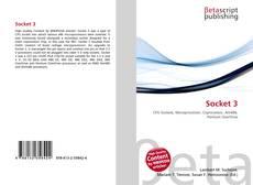 Capa do livro de Socket 3