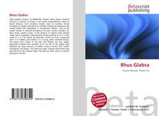 Bookcover of Rhus Glabra