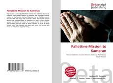 Copertina di Pallottine Mission to Kamerun