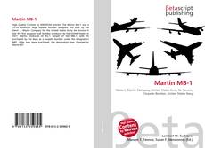 Bookcover of Martin MB-1