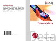 Buchcover von Palm App Catalog