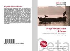 Bookcover of Praya Reclamation Scheme
