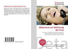 Buchcover von Aktionsrat zur Befreiung der Frau