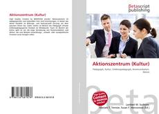 Bookcover of Aktionszentrum (Kultur)
