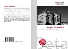 Bookcover of Prayer Mountain