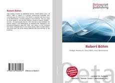 Capa do livro de Robert Böhm