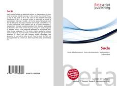 Bookcover of Socle