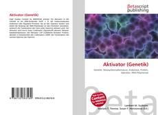 Couverture de Aktivator (Genetik)