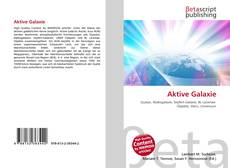 Bookcover of Aktive Galaxie