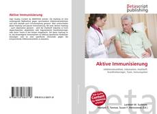 Aktive Immunisierung kitap kapağı
