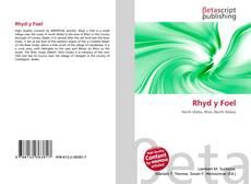 Bookcover of Rhyd y Foel