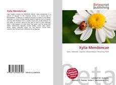 Bookcover of Xylia Mendoncae
