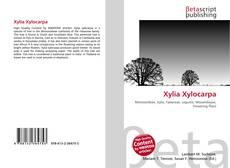 Bookcover of Xylia Xylocarpa