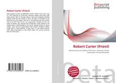 Bookcover of Robert Carter (Priest)