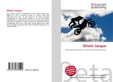 Bookcover of Olivier Jacque