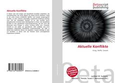 Bookcover of Aktuelle Konflikte