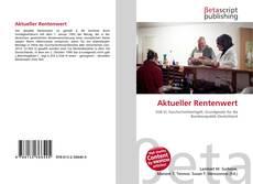 Portada del libro de Aktueller Rentenwert