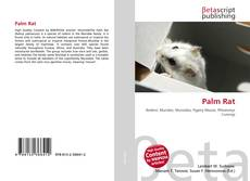 Bookcover of Palm Rat