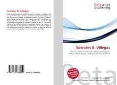 Capa do livro de Socrates B. Villegas