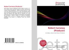 Couverture de Robert Carranza (Producer)