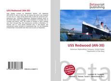 Portada del libro de USS Redwood (AN-30)