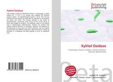 Bookcover of Xylitol Oxidase