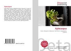 Xylocarpus kitap kapağı