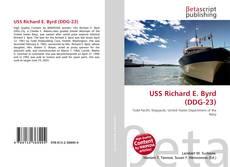 Buchcover von USS Richard E. Byrd (DDG-23)