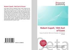 Buchcover von Robert Capell, 10th Earl of Essex